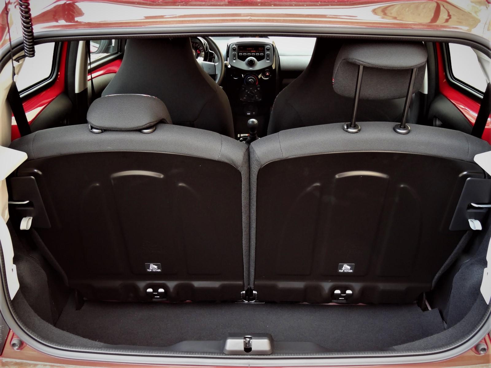 Citroën C1 VTi 72