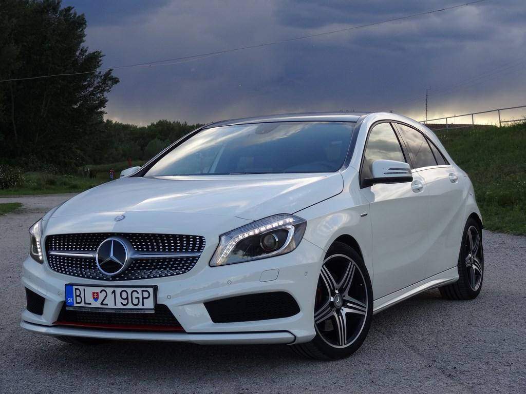 Mercedes-Benz A250 4Matic