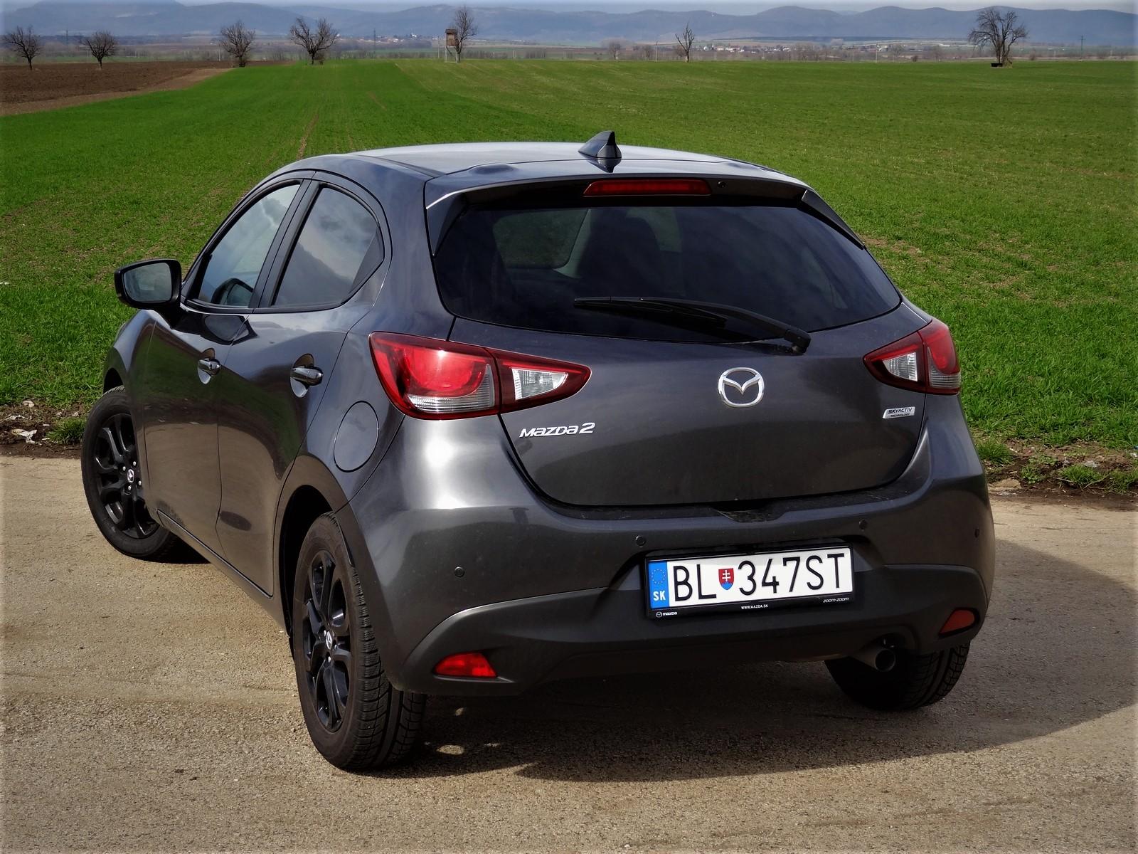 Mazda 2 1.5 Skyactive - G90