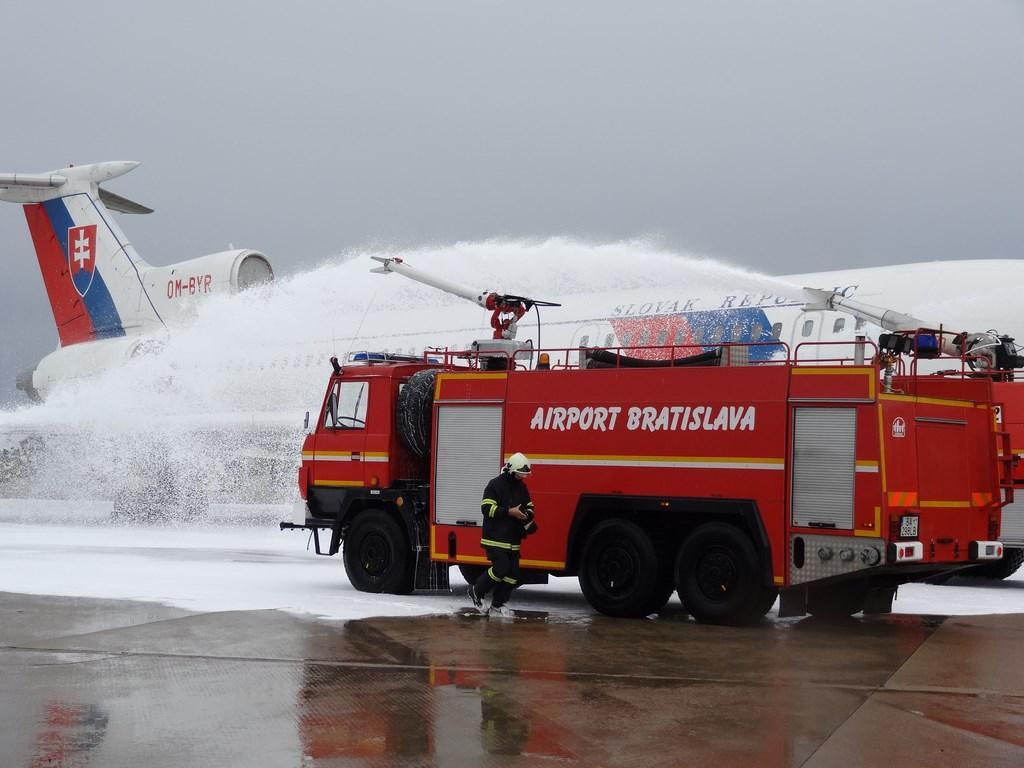 Simulácia leteckej nehody