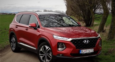 Hyundai Santa Fe 2.2 CRDi 8AT