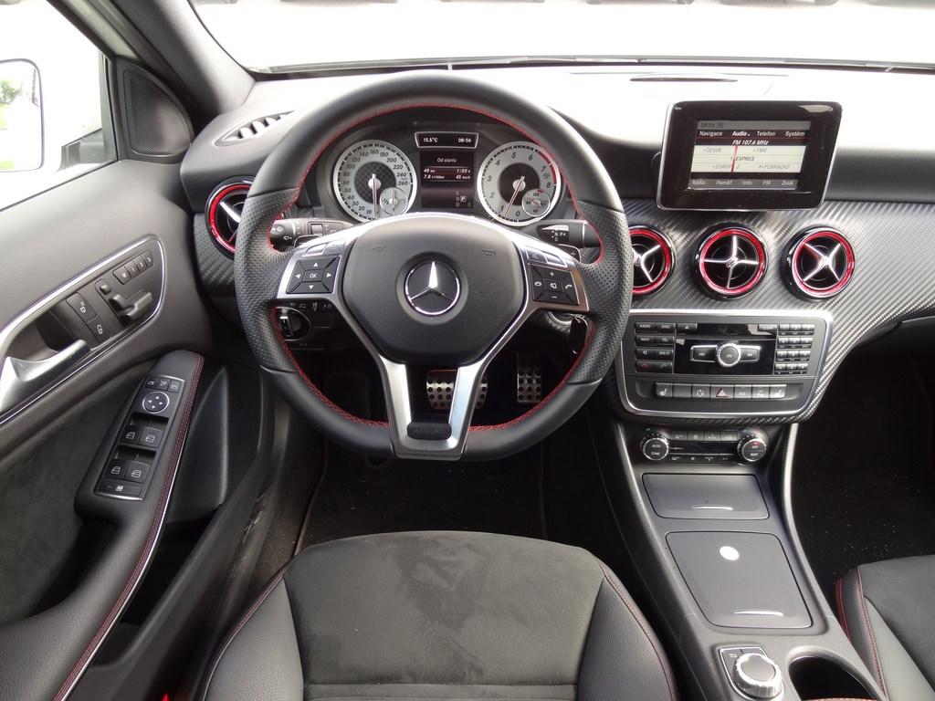 Mercedes-Benz A250 4Matic 7G-DCT
