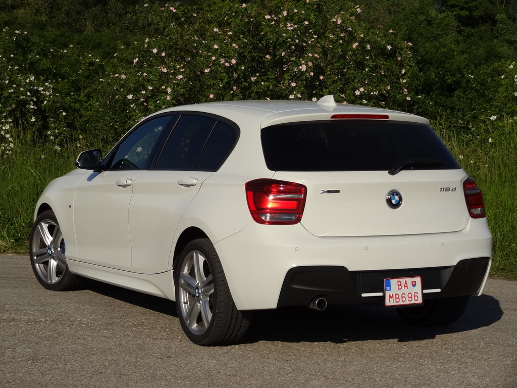 BMW 118d xDrive