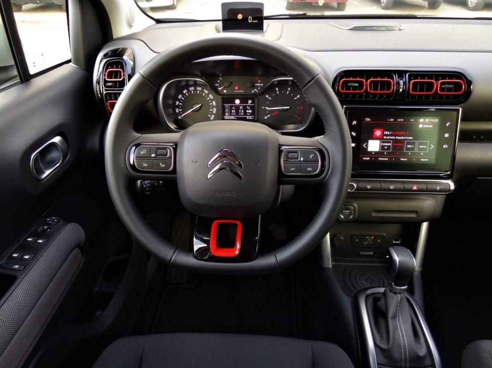 Citroën C3 Aircross 1.2 PureTech EAT6