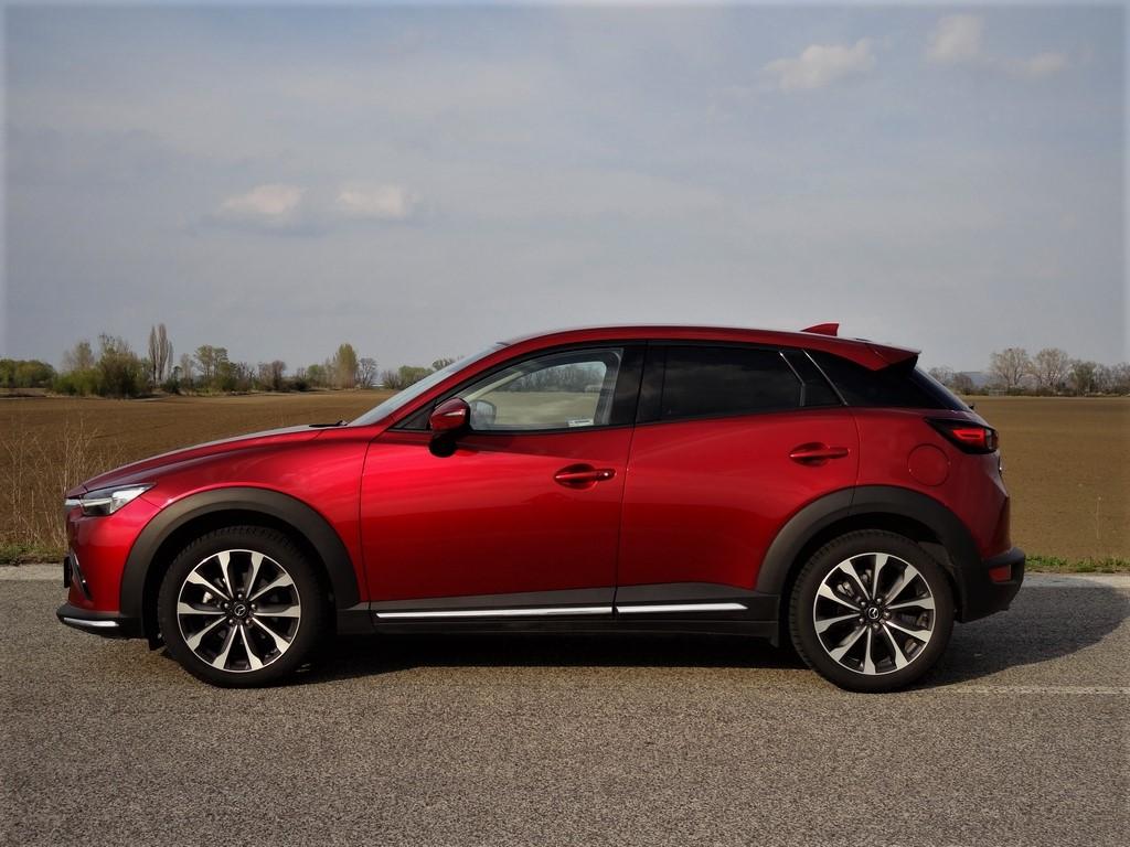 Mazda CX-3 2.0 Skyactiv-G150 AWD A/T