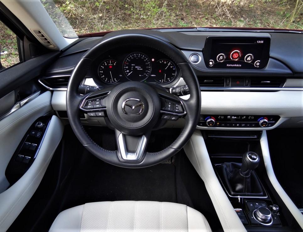 Mazda6 2.0 Skyactiv-G Wagon