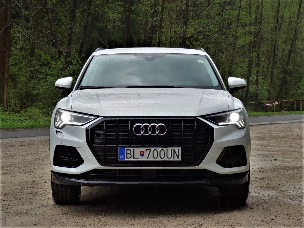 Audi Q3 35 TFSI S-Tronic
