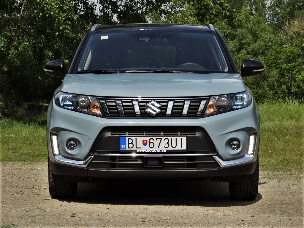 Suzuki Vitara 1.4 BoosterJet AllGrip AT