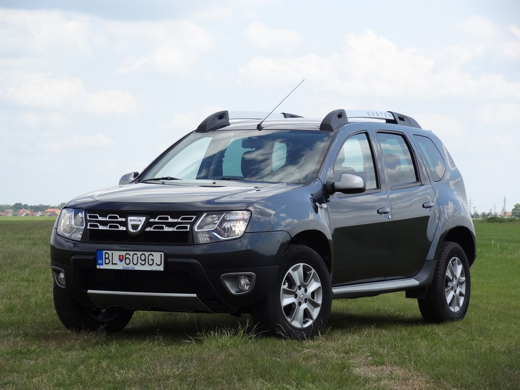 Dacia Duster 1.5 dCi 4×4 (facelift)