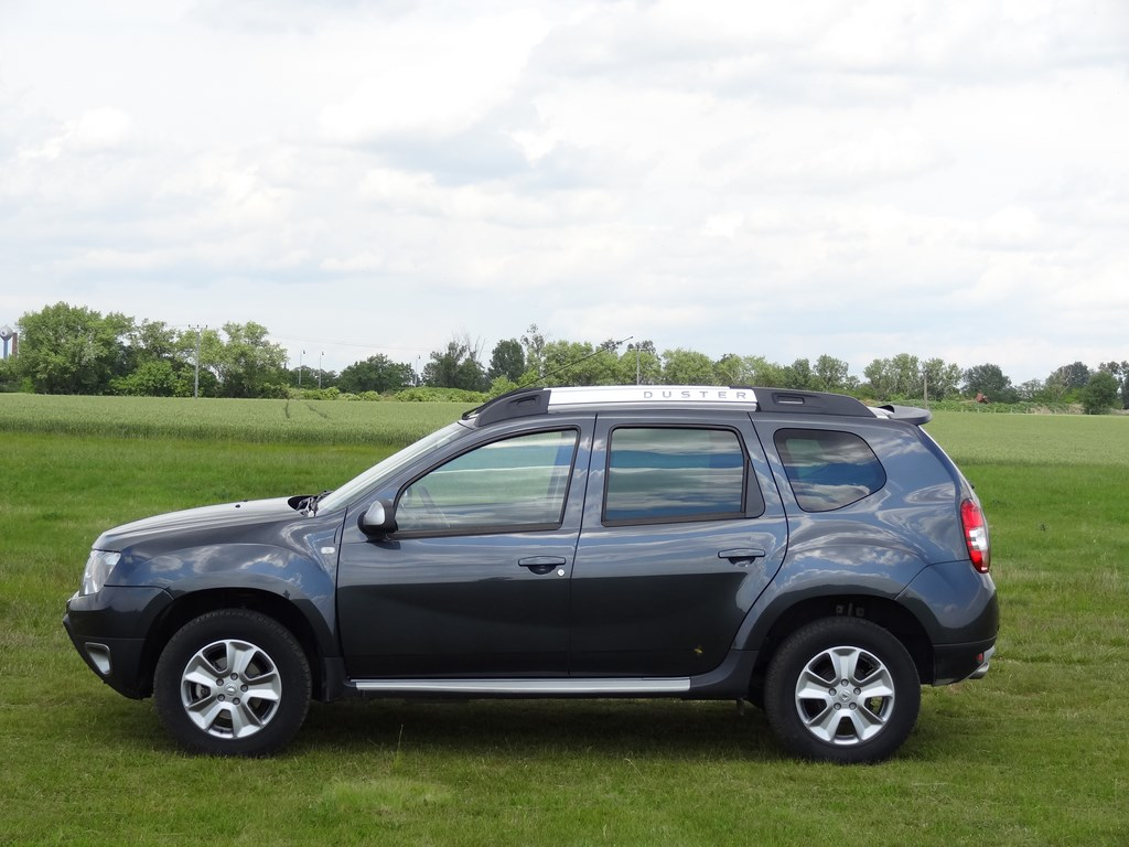 Dacia Duster 1.5 dCi 4x4 (facelift)