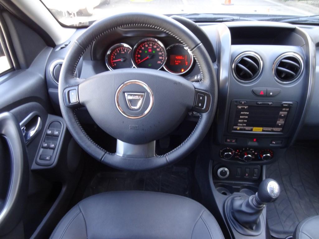Dacia Duster 1.5 dCi 4x4 (facelift)
