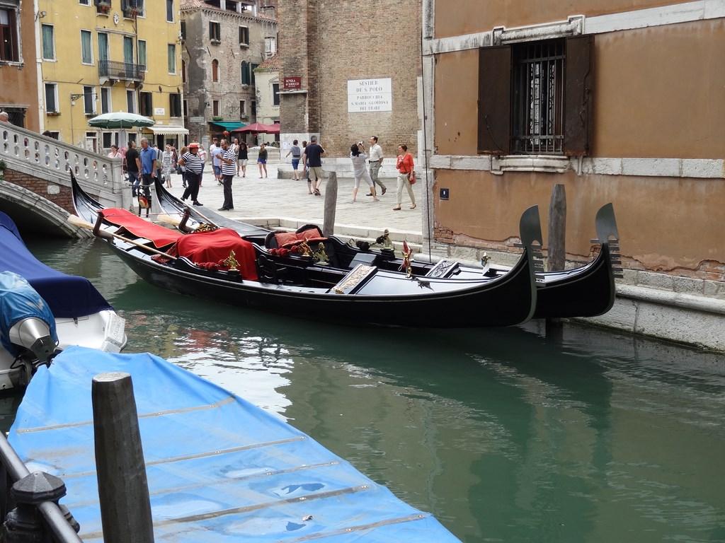 Benátky, bez mapy ani na krok