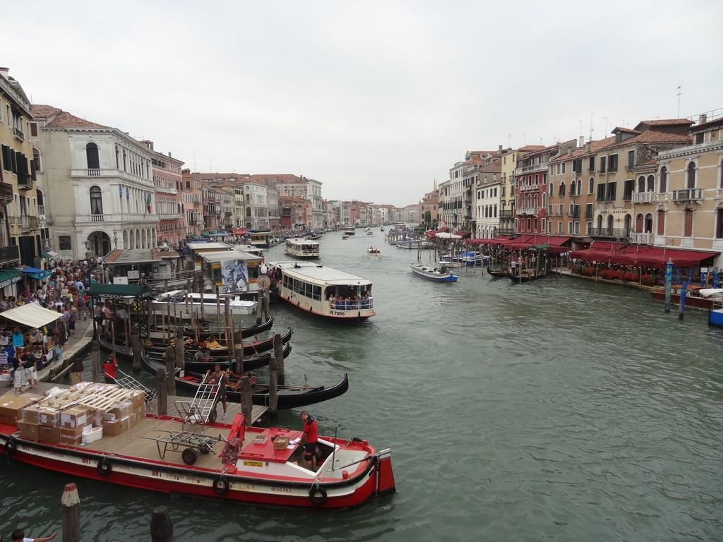 Benátky za pár euro