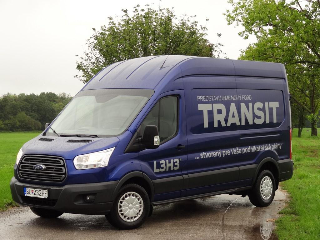 Ford Transit L3H3 2.2 TDCi
