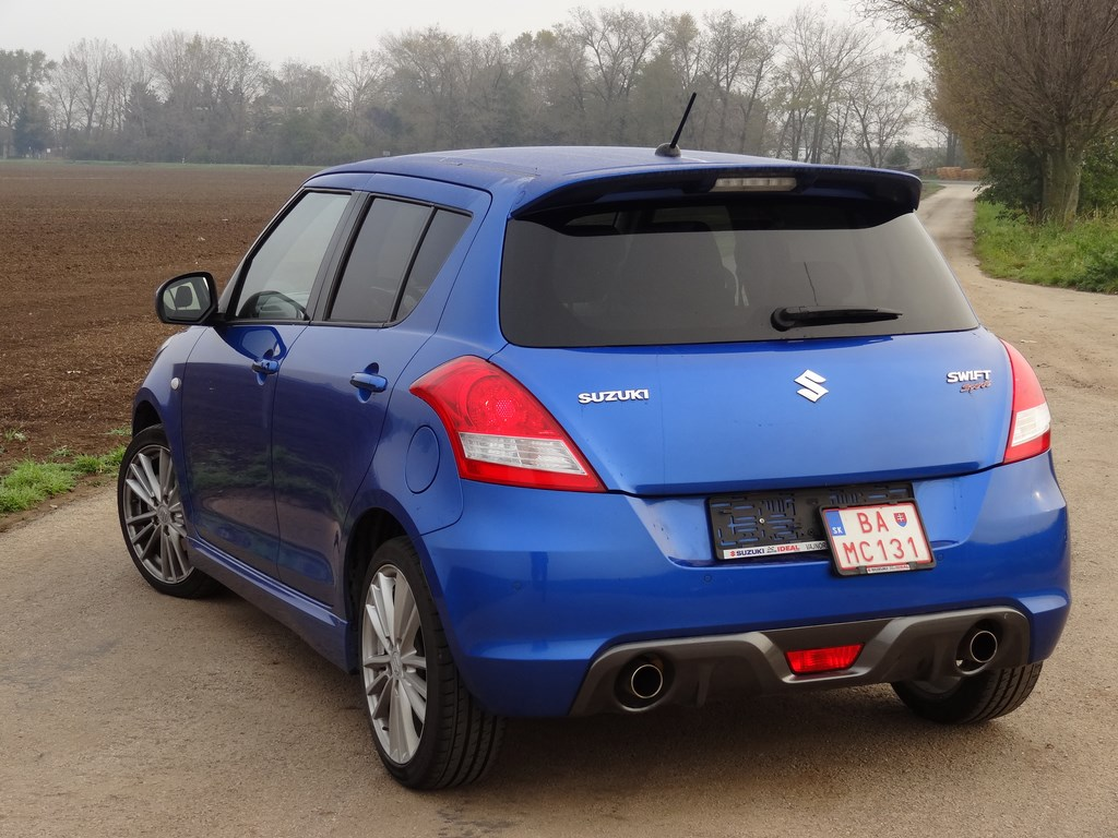 Suzuki Swift Sport 1.6 VVT
