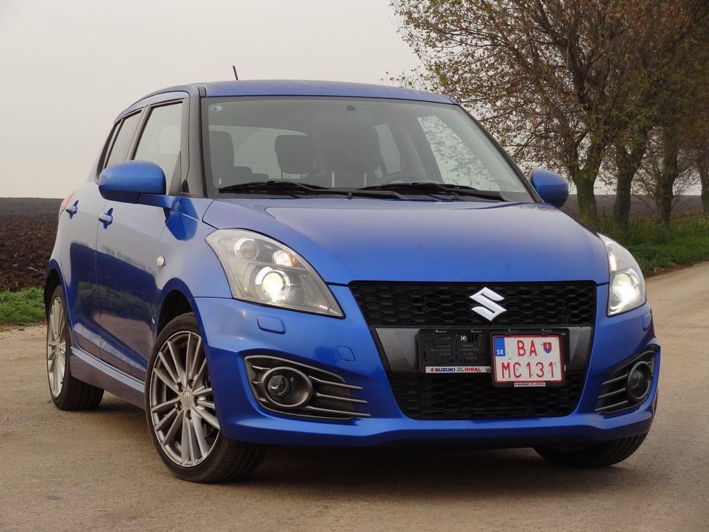 Suzuki Swift Sport 1.6 VVT