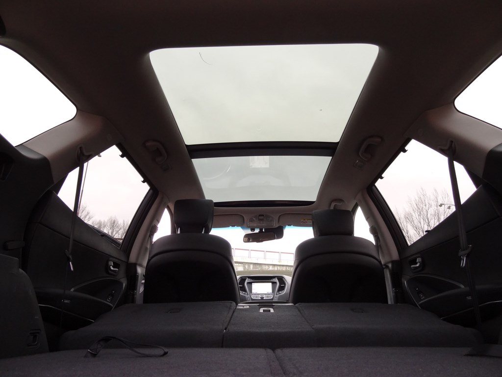 Hyundai Grand SantaFe 2.2 CRDi AT
