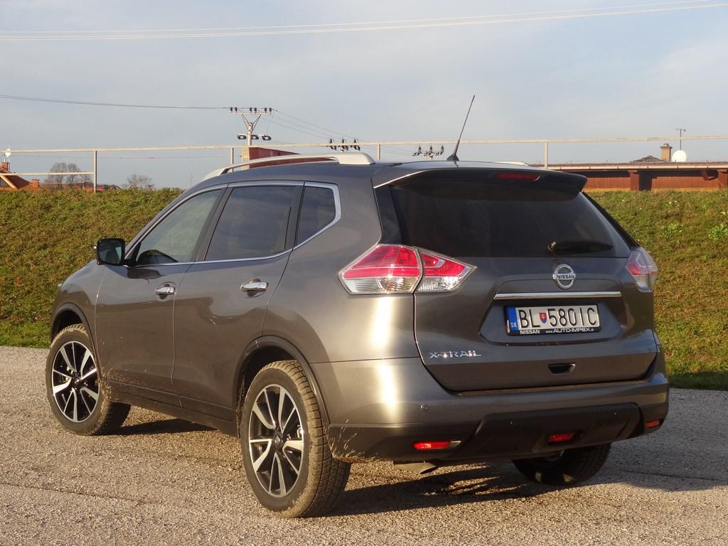 Nissan X-Trail 1.6 dCi 4x4