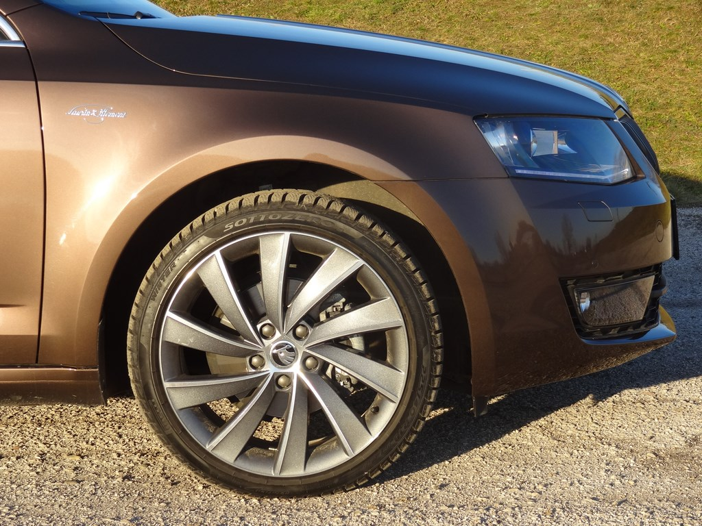 Škoda Octavia Combi L&K 2.0 TDi DSG