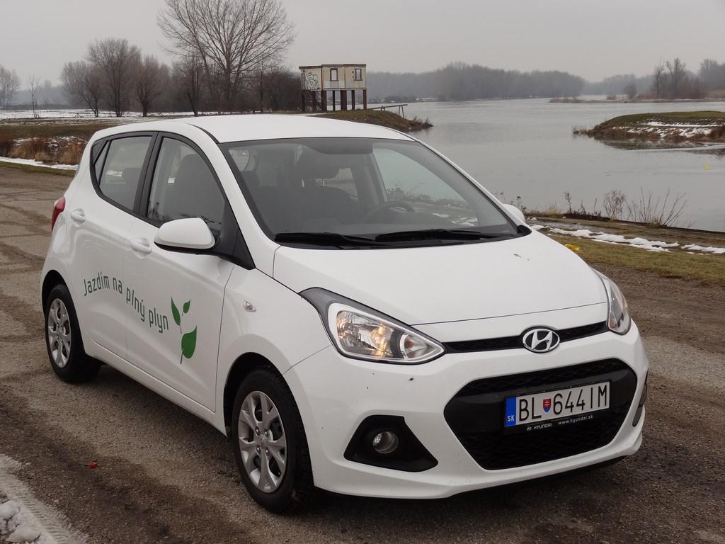 Hyundai i10 1.0 MPi LPG