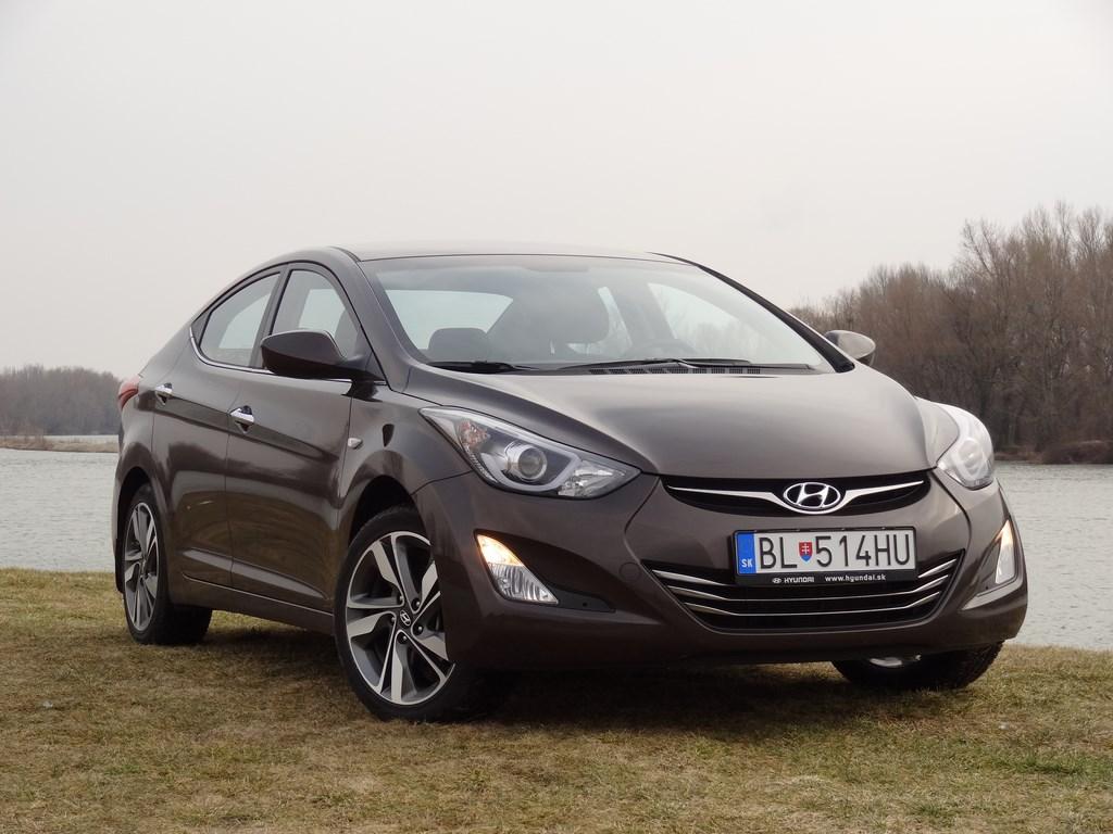 Hyundai Elantra 1.6i