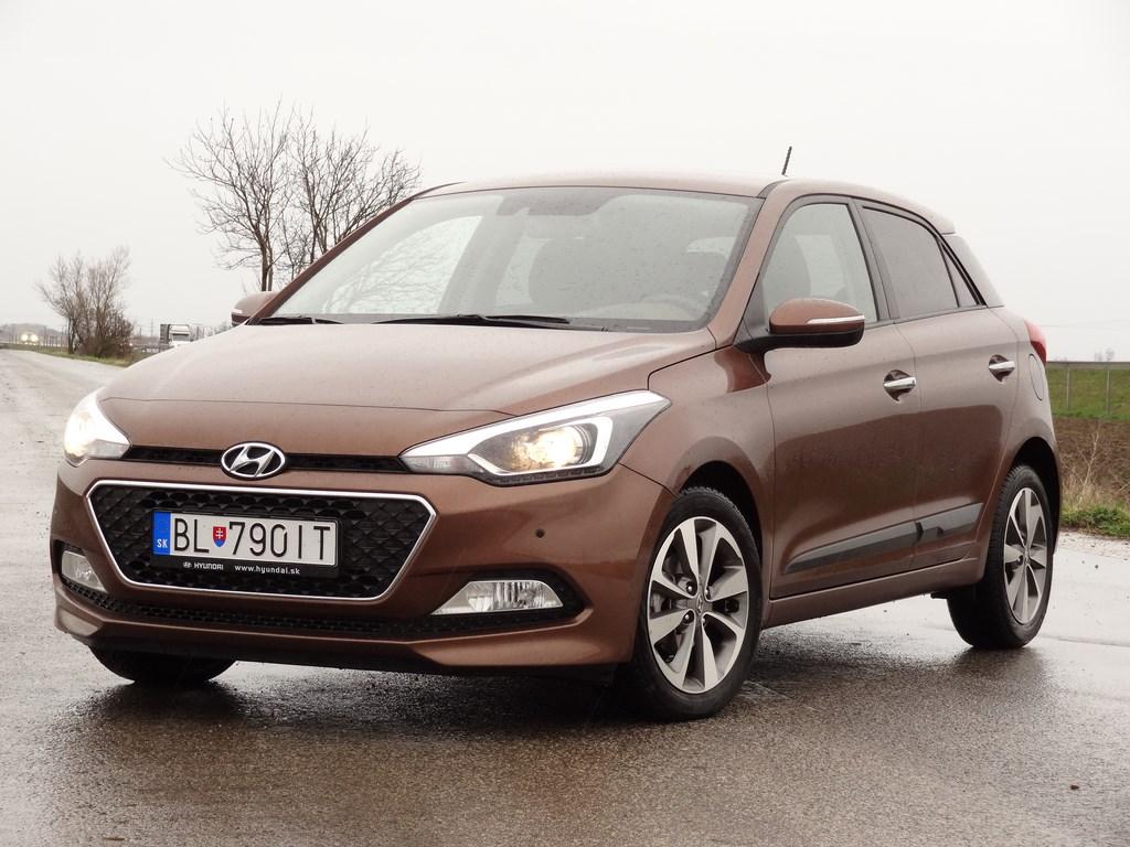 Hyundai i20 1.4i
