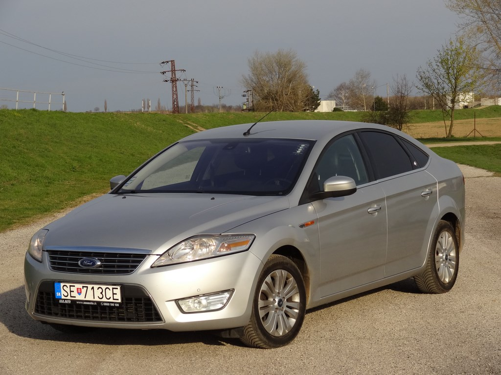 Ford Mondeo 2.0 TDCi AT 07´
