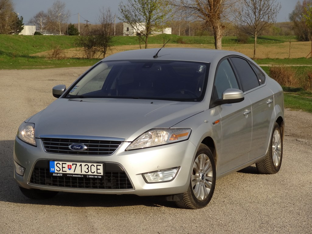 Jazdený Ford Mondeo 2.0 TDCi AT 07´