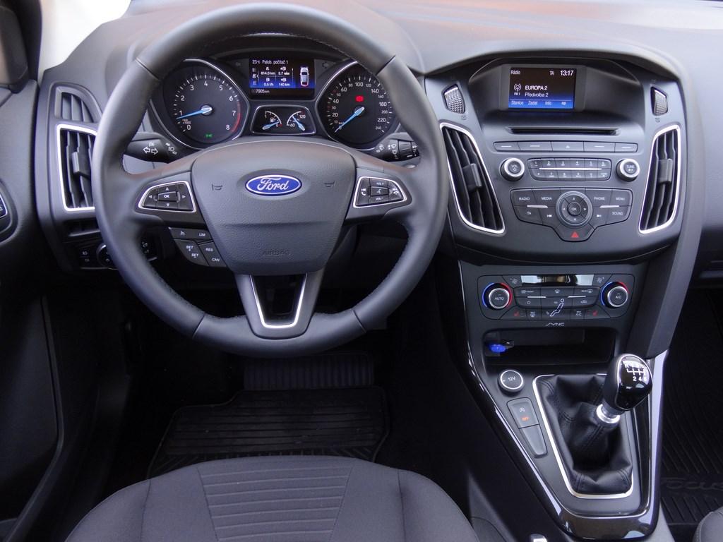 Ford Focus Sedan 1.0 EcoBoost
