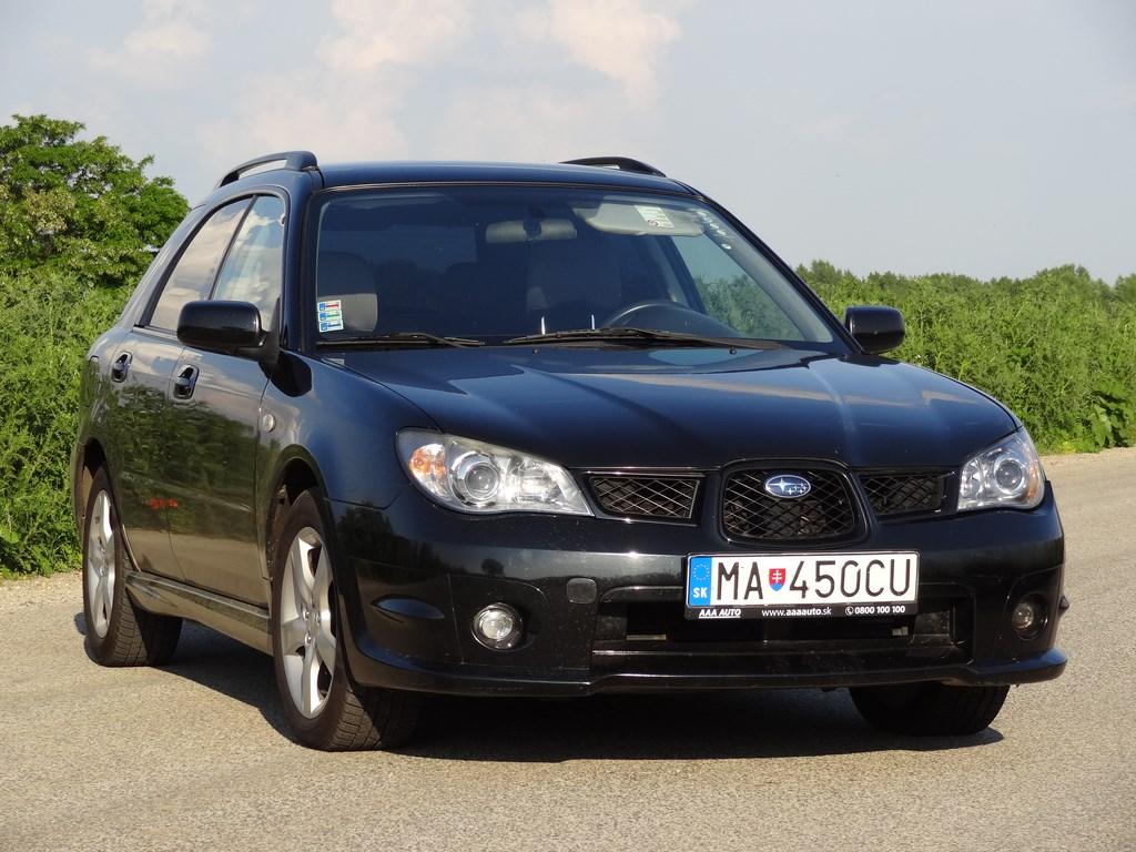 Jazdené Subaru Impreza Kombi 2.0R AWD