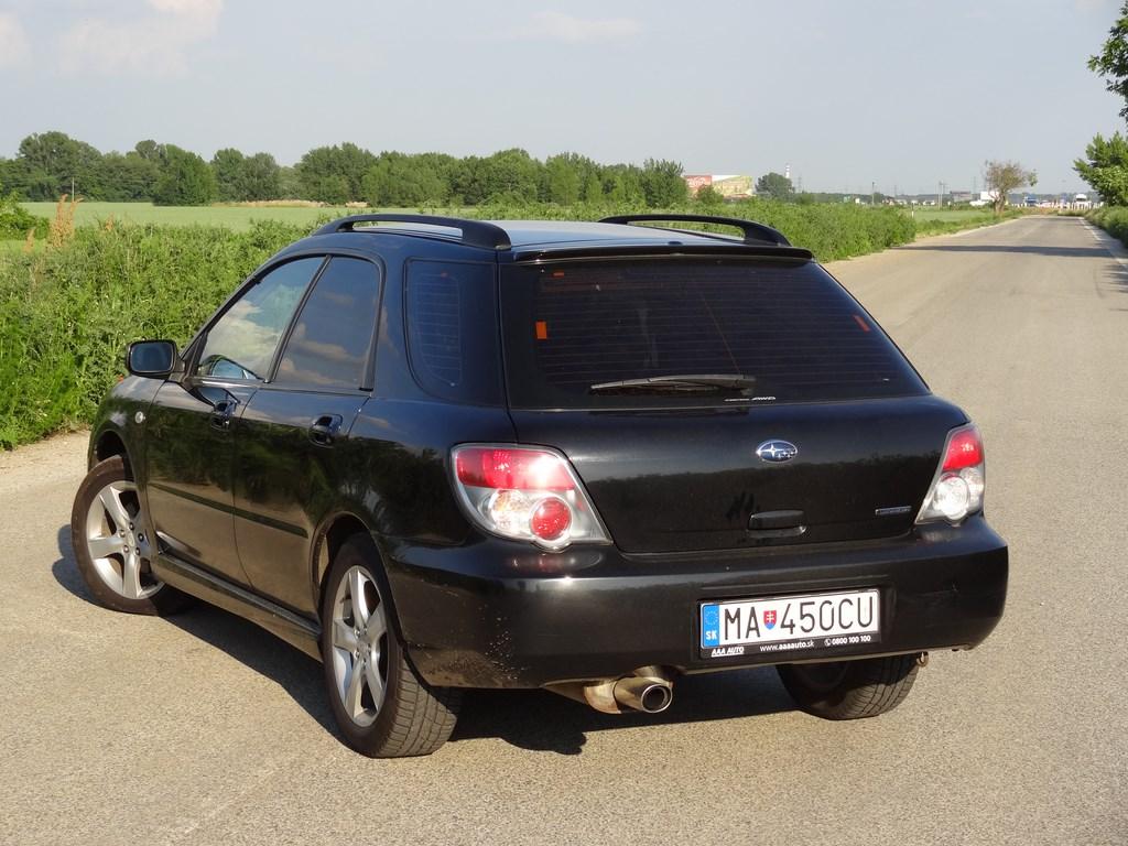 Subaru Impreza Kombi 2.0R AWD + LPG