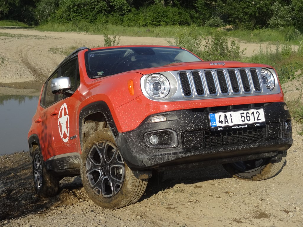 Jeep Renegade 2.0 MultiJet 4×4