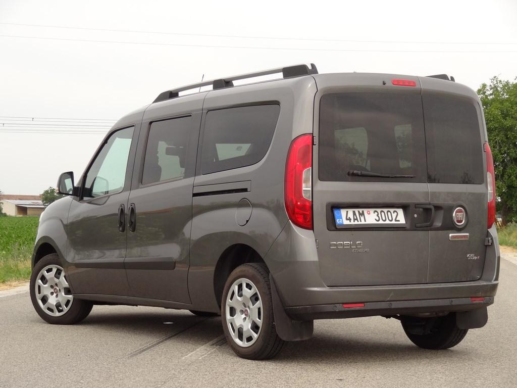 Fiat Dobló Panorama XL 1.6 MultiJet