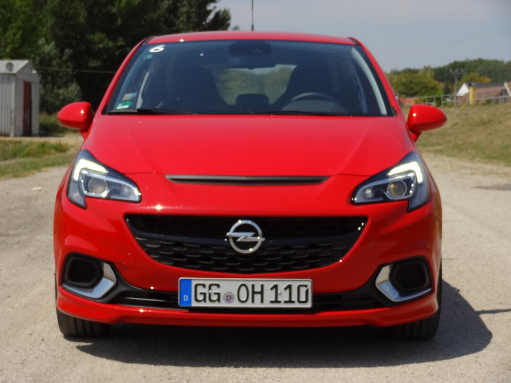 opel corsa opc performance webauto. Black Bedroom Furniture Sets. Home Design Ideas