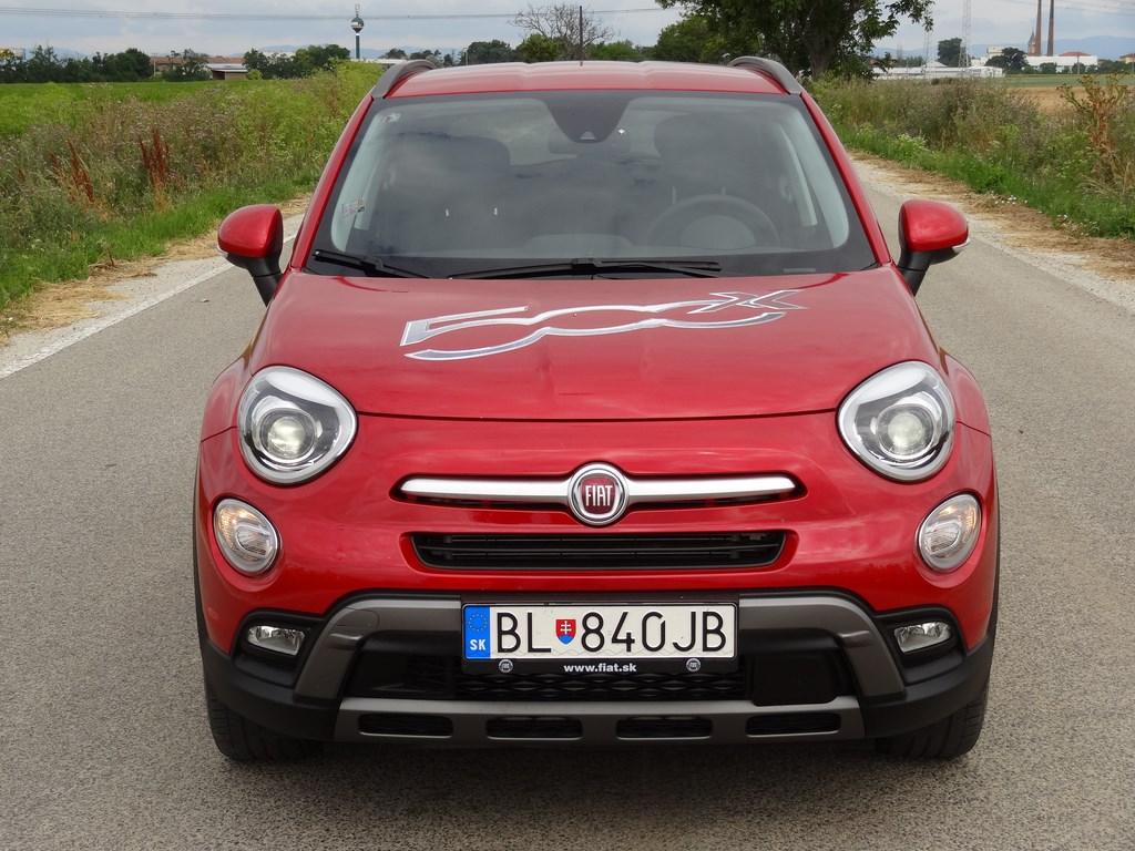 Fiat 500X 2.0 MTj 4x4 AT