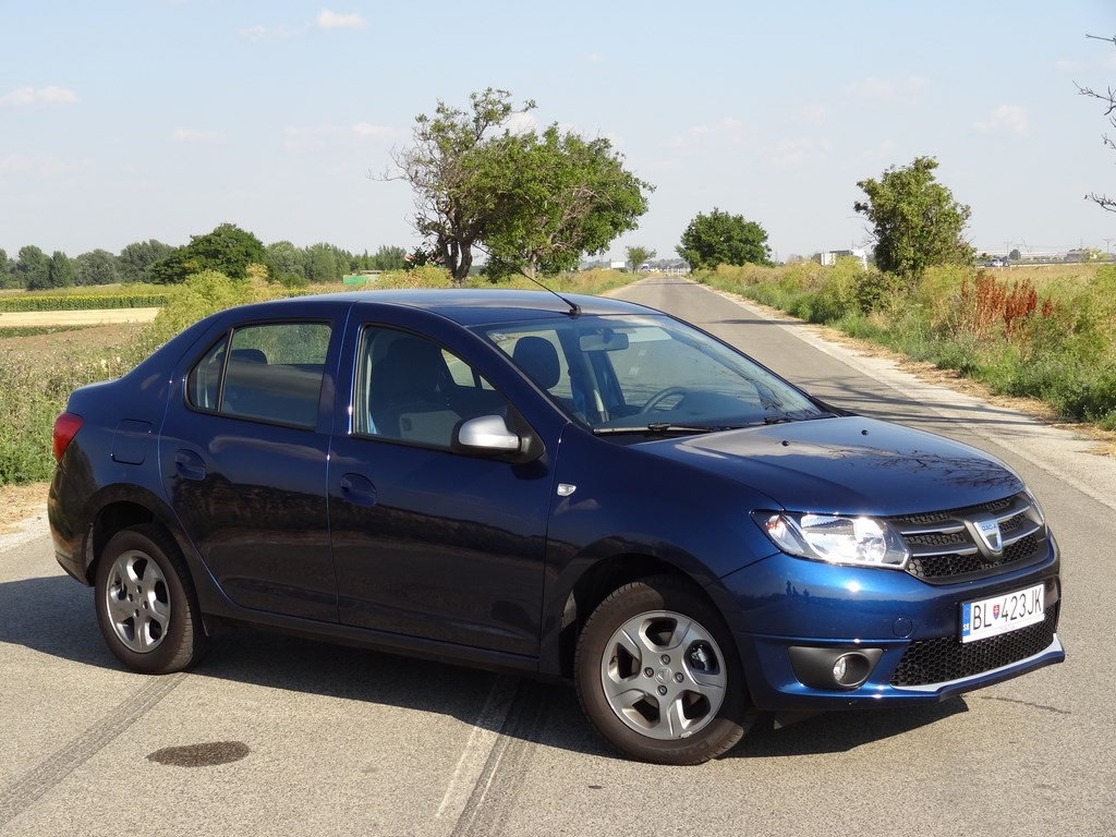 Dacia Logan 0.9 TCe Celebration