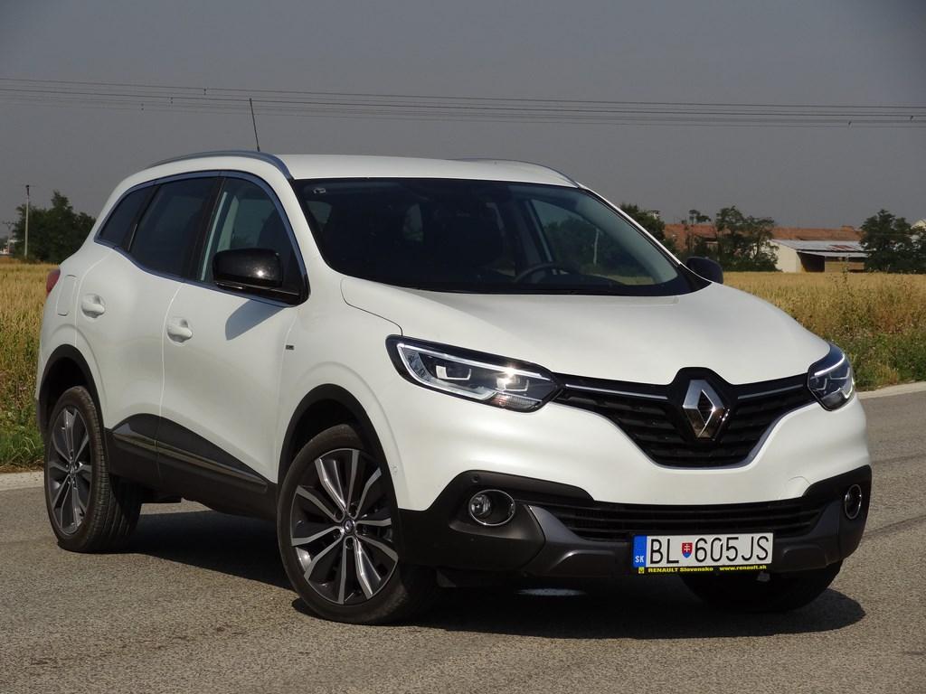 Renault Kadjar 1.6 dCi 4×4