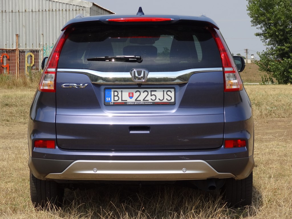 Honda CR-V 1.6 i-DTEC 9AT