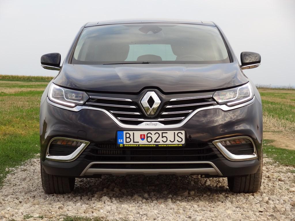Renault Espace 1.6 TCe EDC