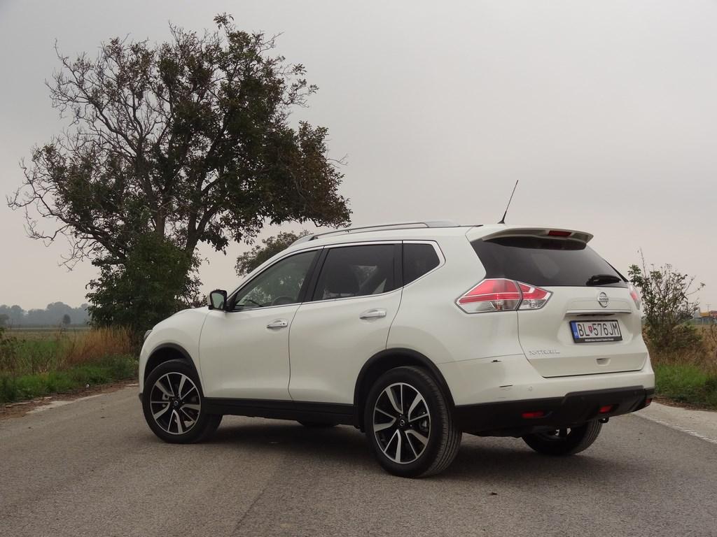 Nissan X-Trail 1.6 dCi 2WD XTronic