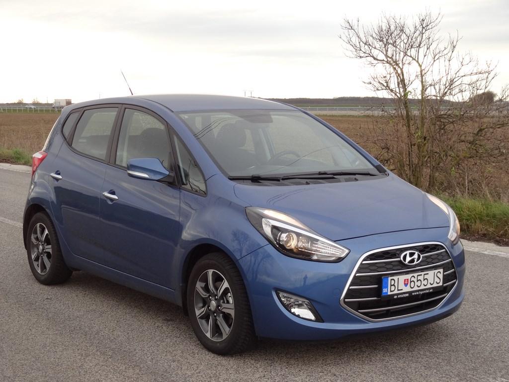 Hyundai ix20 1.6 CVVT