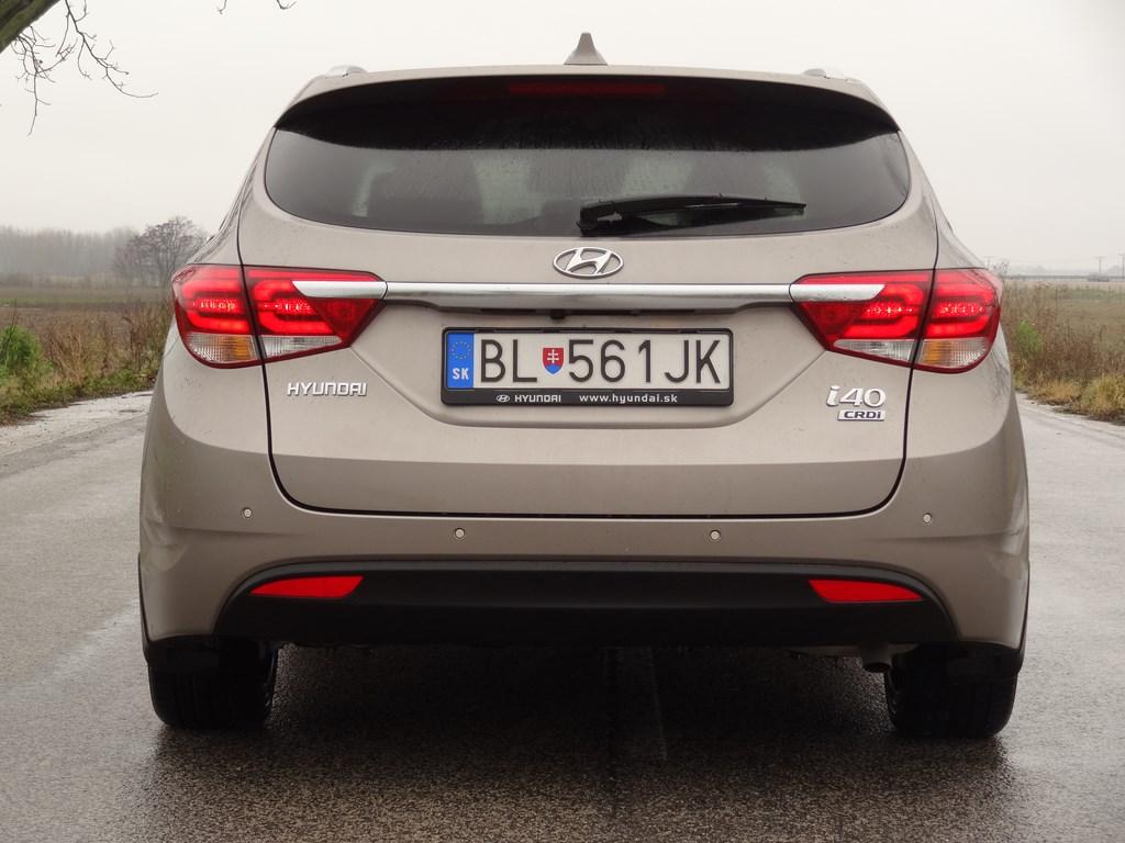 Hyundai i40 Kombi 1.7 CRDi DCT