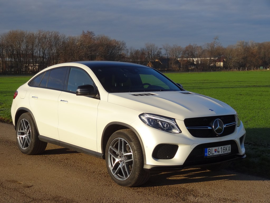 Mercedes-Benz GLE Coupé 350d 4Matic