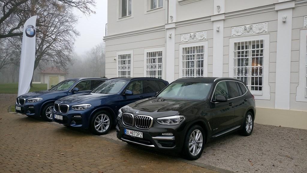 BMW X3 - Tomášikovo
