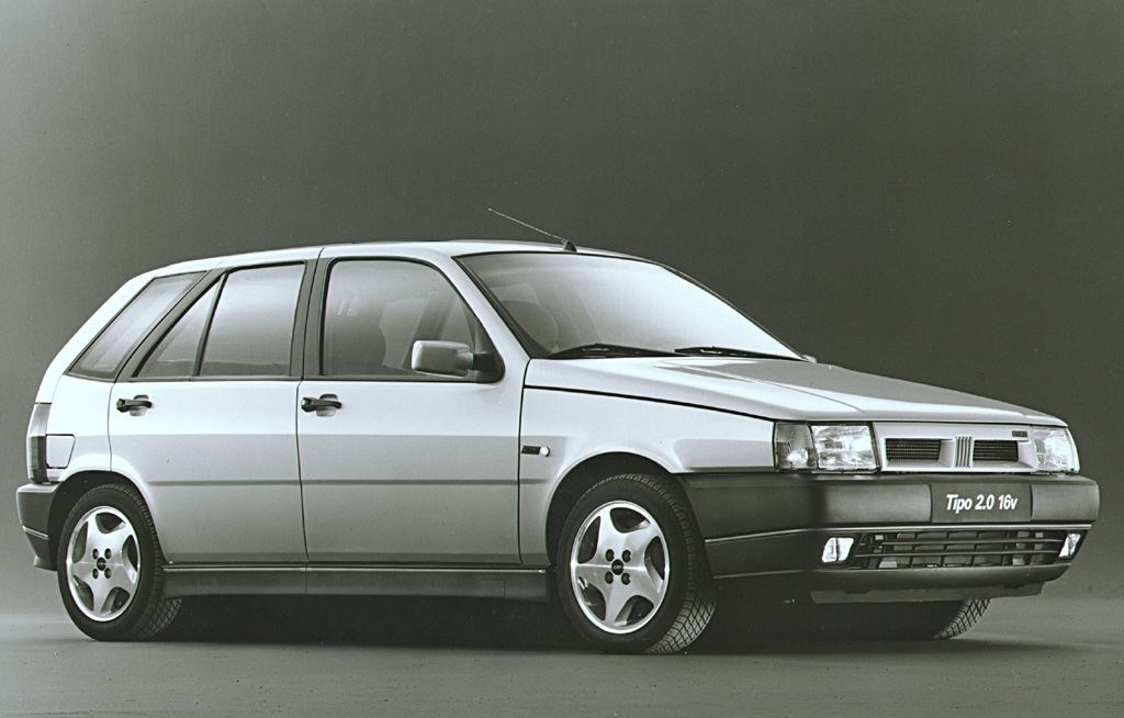 Fiat Tipo Old
