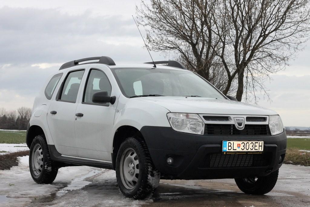 Dacia Duster 1.6 16V LPG 2WD