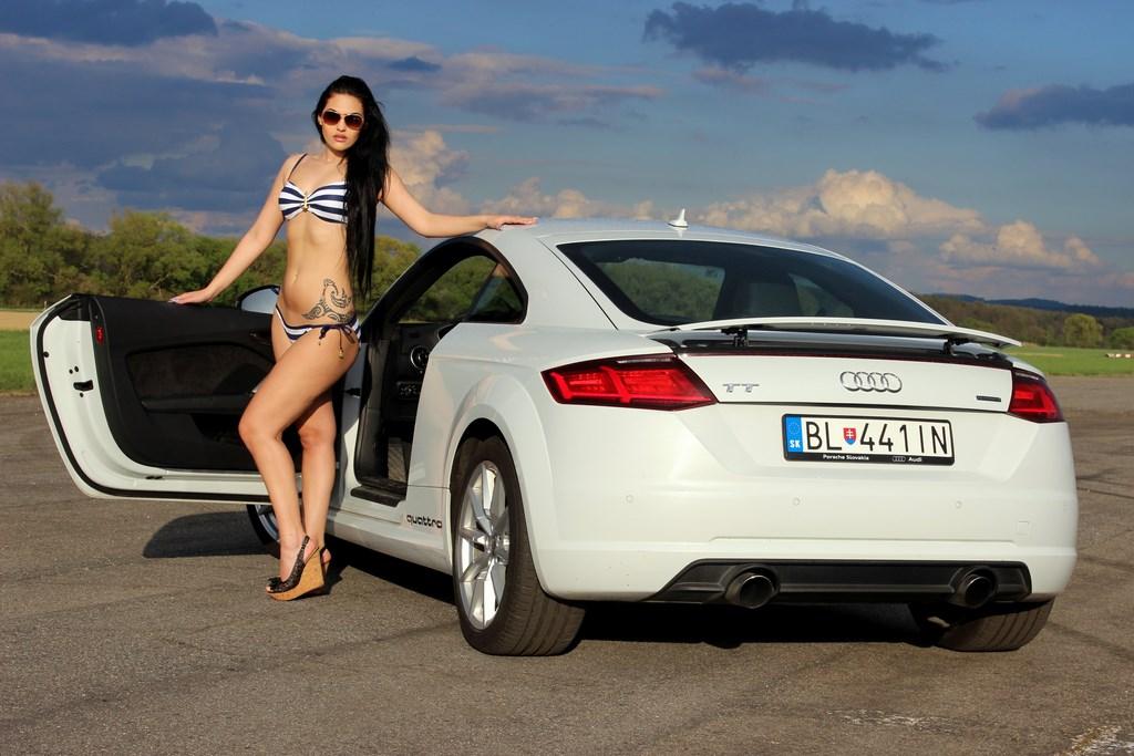 Audi TT 2.0 TFSI S-Tronic Quattro