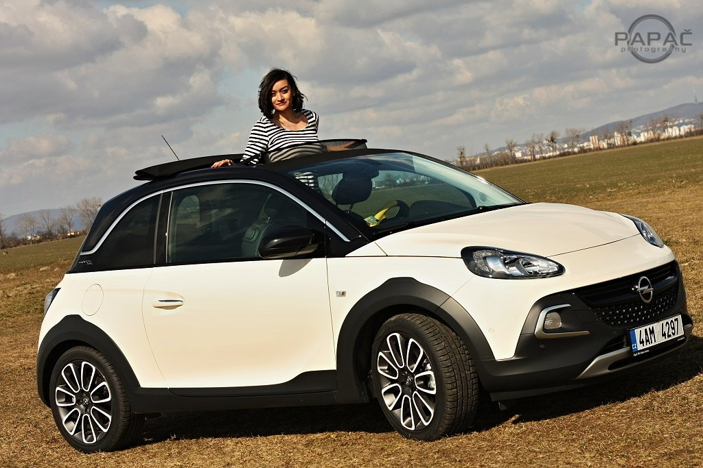 Opel Adam Rocks 1.0 Turbo