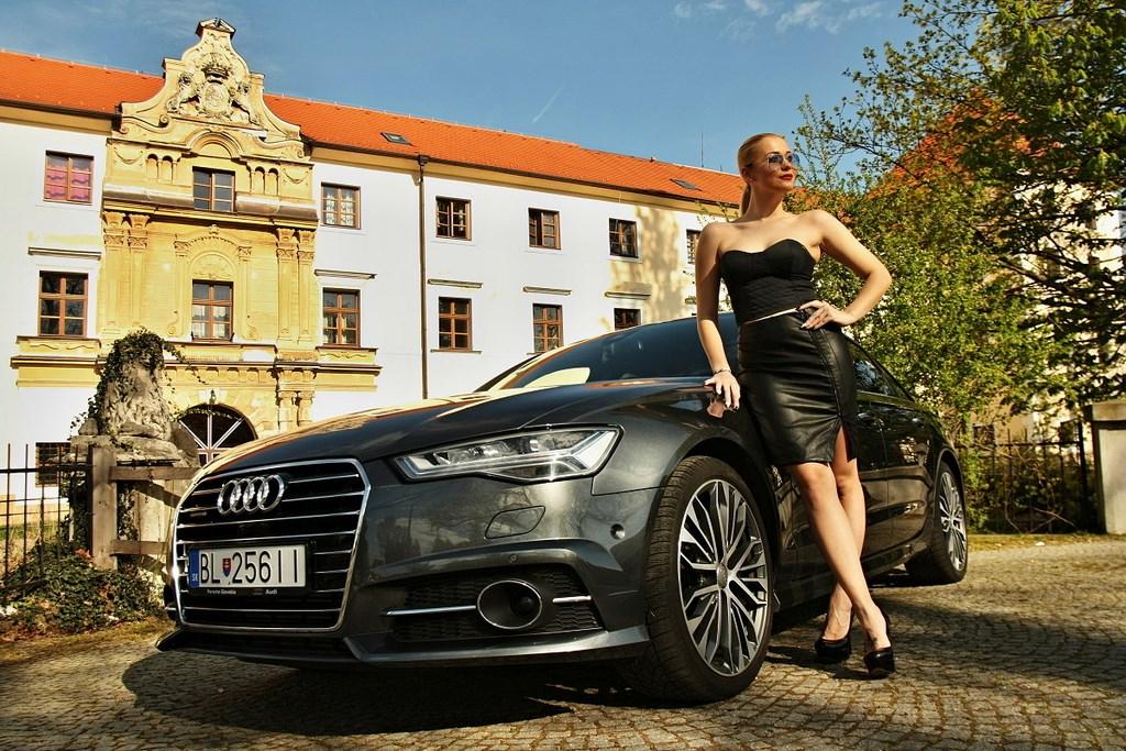 Audi A6 3.0 TDI S-Tronic Quattro
