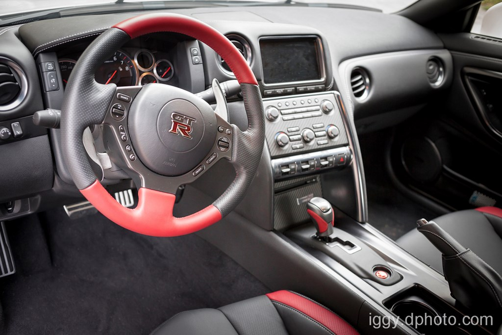 Nissan GT-R 3.8 V6